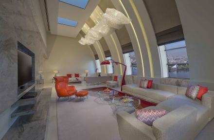 Hyatt Regency Dubai Creek Heights in Dubai City, Dubai, United Arab Emirates