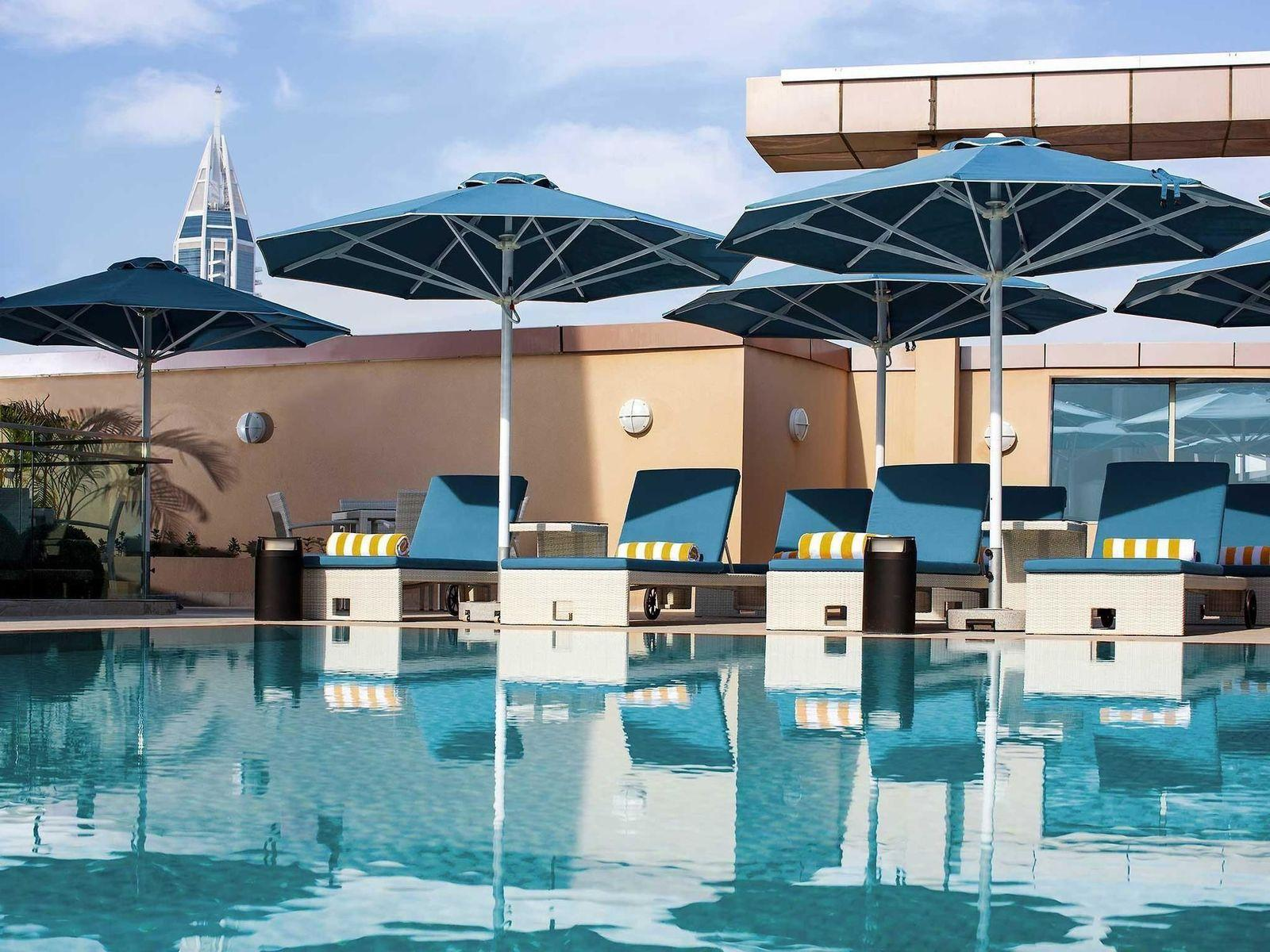 Pullman Dubai Jumeirah Lakes Towers in Dubai City, Dubai, United Arab Emirates