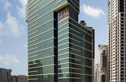Taj Dubai in Dubai City, Dubai, United Arab Emirates