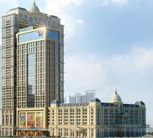 The St.Regis Dubai in Dubai City, Dubai, United Arab Emirates