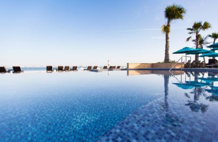 Ja Jebel Ali Beach Hotel in Jebel Ali, Dubai, United Arab Emirates