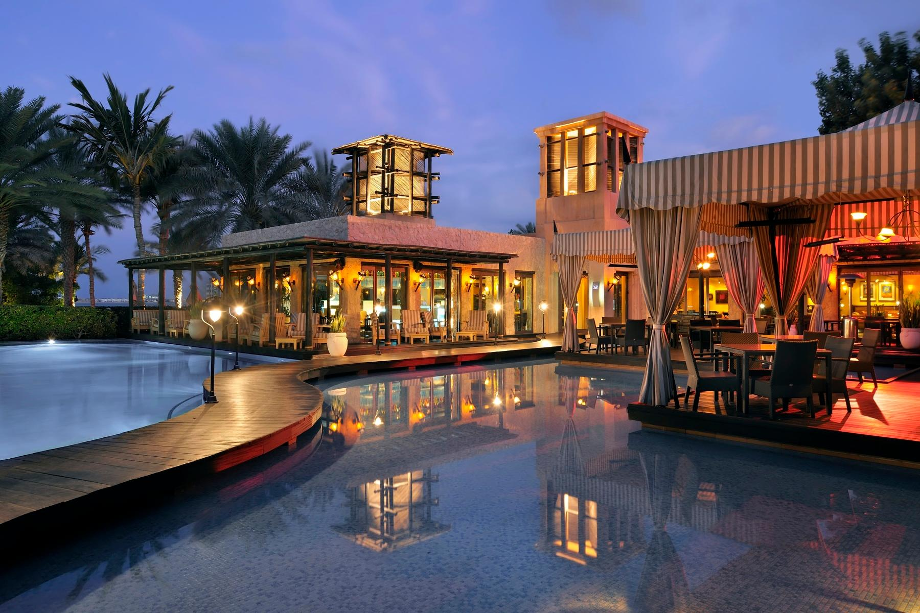 One and Only Royal Mirage, Dubai Arabian Court