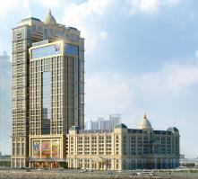 W Hotel Dubai Al Habtoor City in Sheikh Zayed Road, Dubai, United Arab Emirates