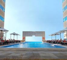 Media Rotana Hotel in Tecom, Dubai, United Arab Emirates