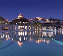 Anantara Dubai The Palm Resort and SPA Hotel in The Palm Jumeirah, Dubai, United Arab Emirates