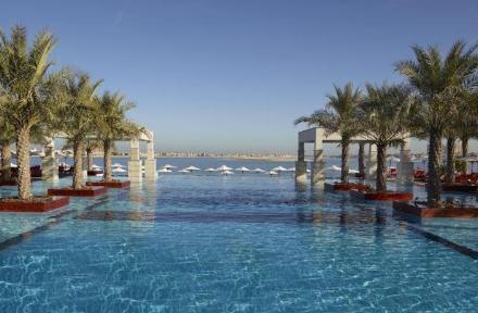Jumeirah Zabeel Saray in The Palm Jumeirah, Dubai, United Arab Emirates