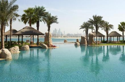 Sofitel Dubai The Palm Resort and SPA in The Palm Jumeirah, Dubai, United Arab Emirates