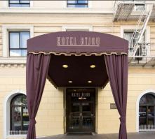 Bijou in San Francisco, California, USA