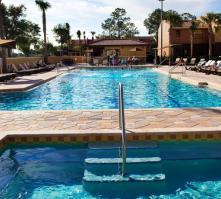 Fantasyworld Resort in Kissimmee, Florida, USA