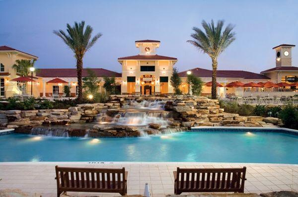 Orange Lake Resort by Holiday Inn Club Vacation in Kissimmee, Florida, USA
