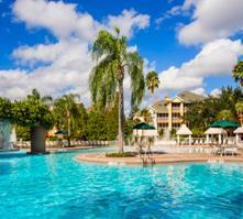 Sheraton Vistana Resort in Lake Buena Vista, Florida, USA
