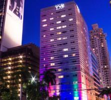 Yve Hotel Miami in Miami, Florida, USA