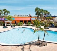 Coco Key Hotel and Water Park Resort in Orlando, Florida, USA