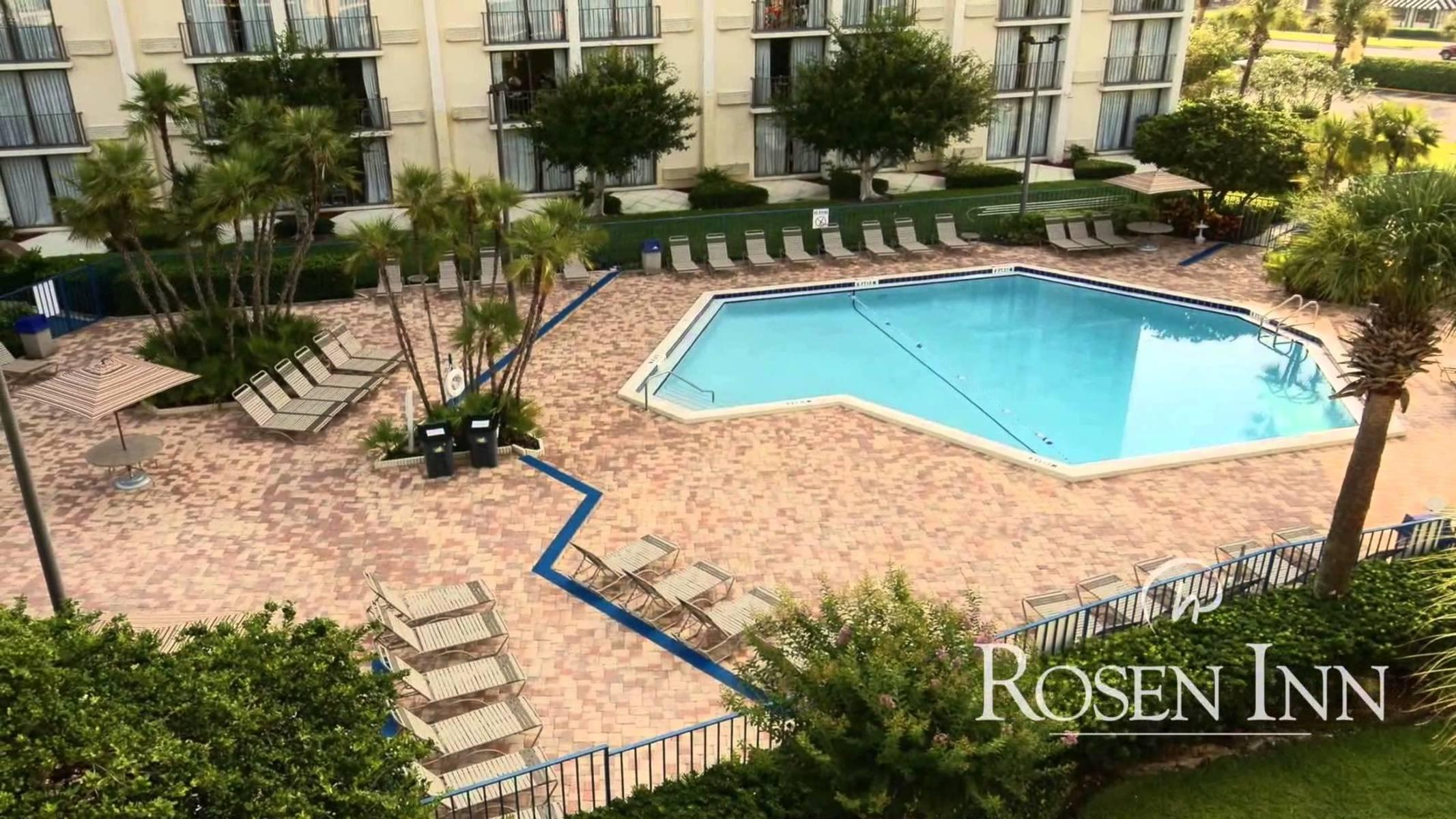 Rosen Inn Closest To Universal In Orlando Usa Holidays