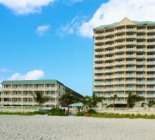 Lido Beach Resort in Sarasota, Florida, USA