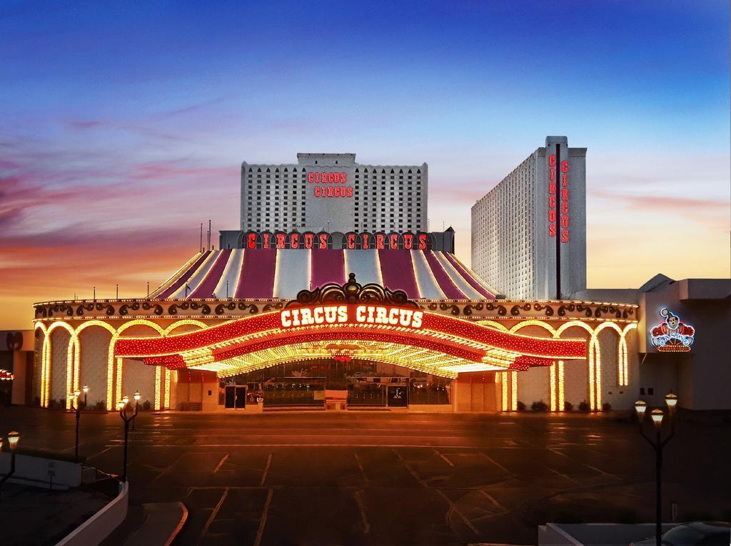 Circus Circus Hotel Casino & Theme Park in Las Vegas, Nevada, USA