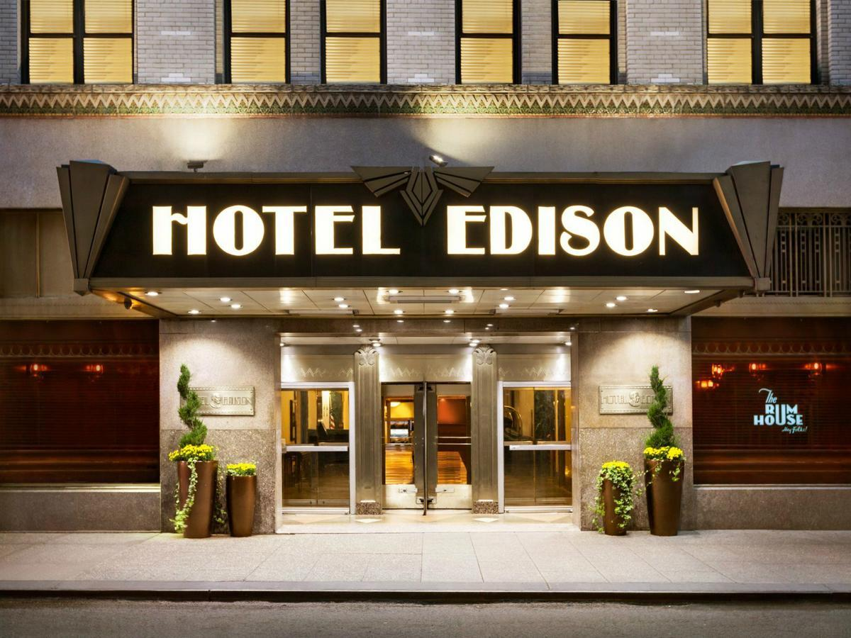 The Edison Hotel Nyc in New York, New York, USA