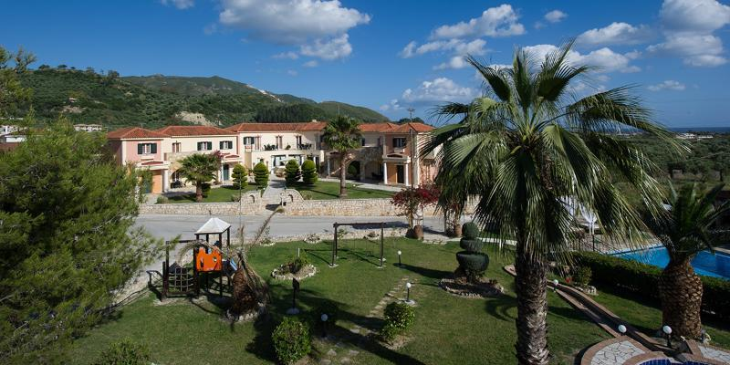 Elanthi Village Apartments in Kalamaki, Zante, Greek Islands