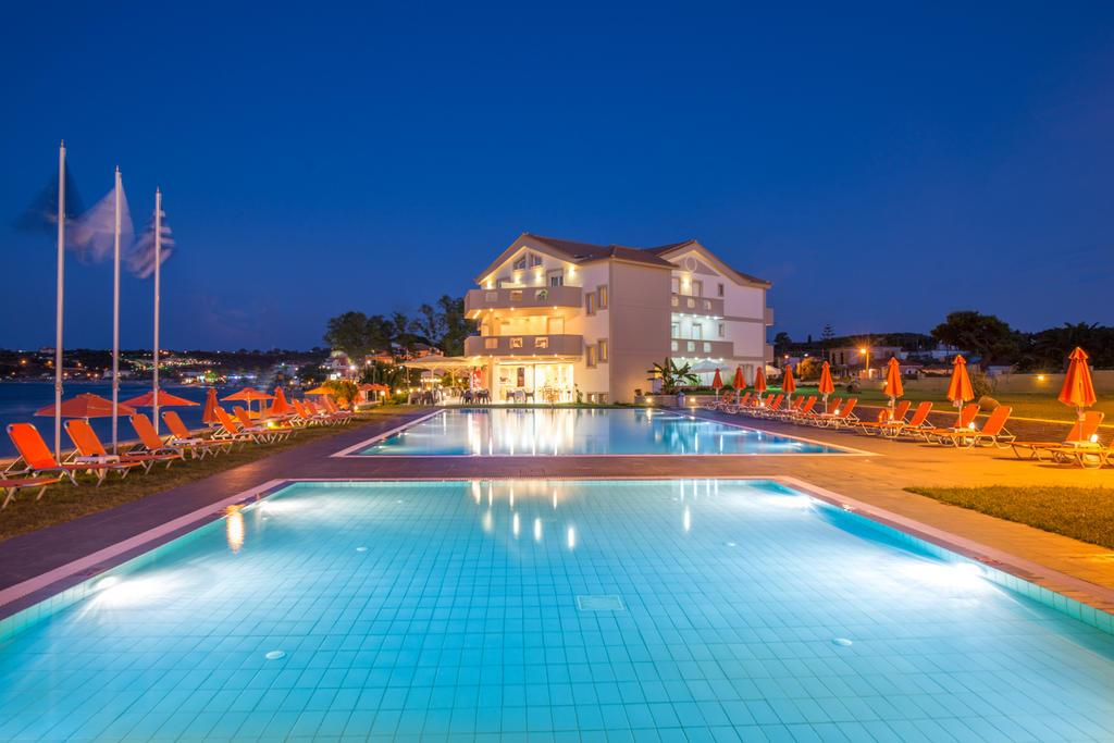 Al Mare Boutique Hotel in Tsilivi, Zante, Greek Islands