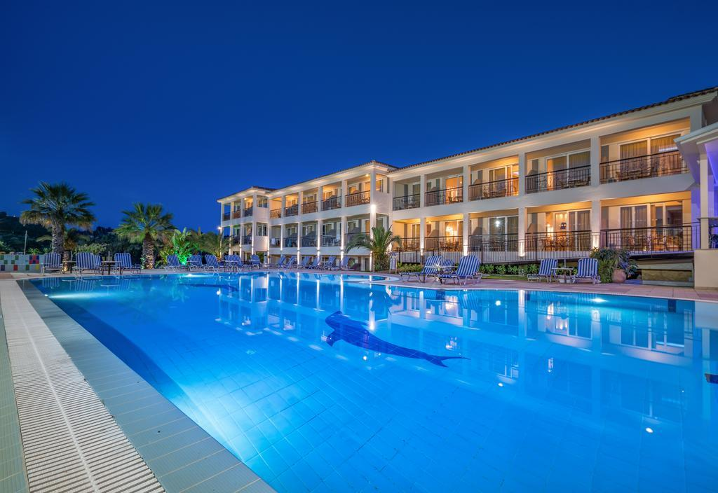 Park Hotel in Tsilivi, Zante, Greek Islands