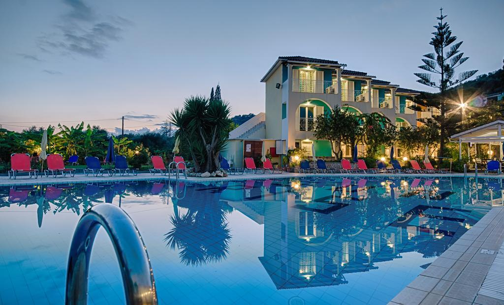 Sunrise Hotel in Tsilivi, Zante, Greek Islands
