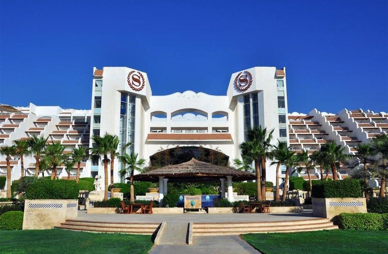 Sheraton Sharm Hotel Main Building