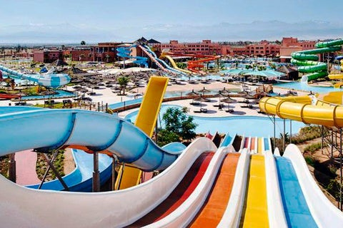 When You Love A Good Waterpark Either Go Or Home This Is Why The Aqua Fun Club Hotel At Top Of Our List