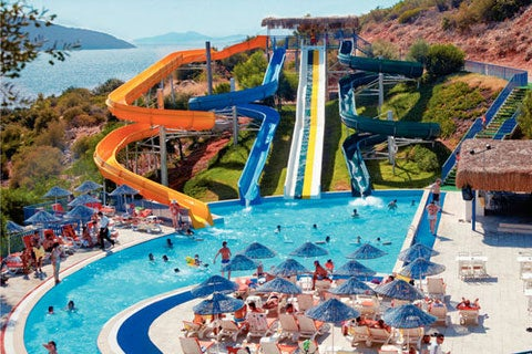 Top Ten Waterpark Holidays