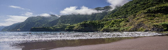 Top beaches in Madeira