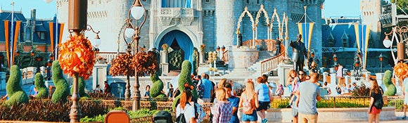 Disneyland Orlando resorts