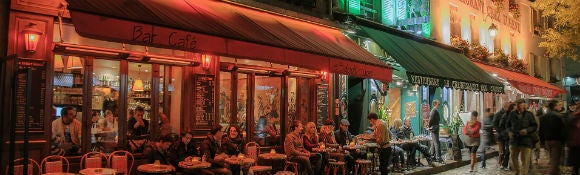 Nightlife in Paris