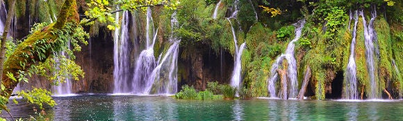 Croatia's National Parks and islands
