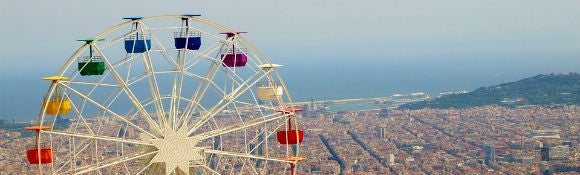 Explore Barcelona with Sixt Rent a Car